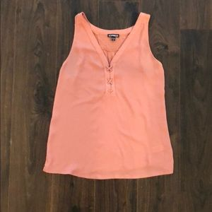 Express Lace-up Top